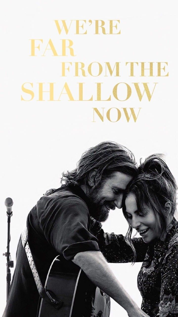 Imagem De Lady Gaga And A Star Is Born Posteres De Filmes