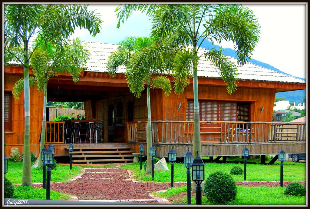 3e547a64fb3a1d212034aebec771de71 - View Small House Design Bahay Kubo Background