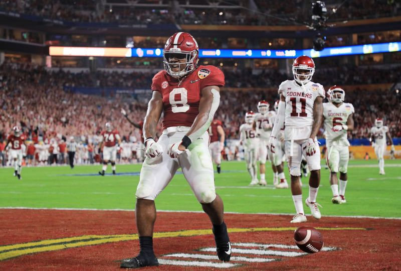Alabama Did What Alabama Does To Oklahoma https//sports