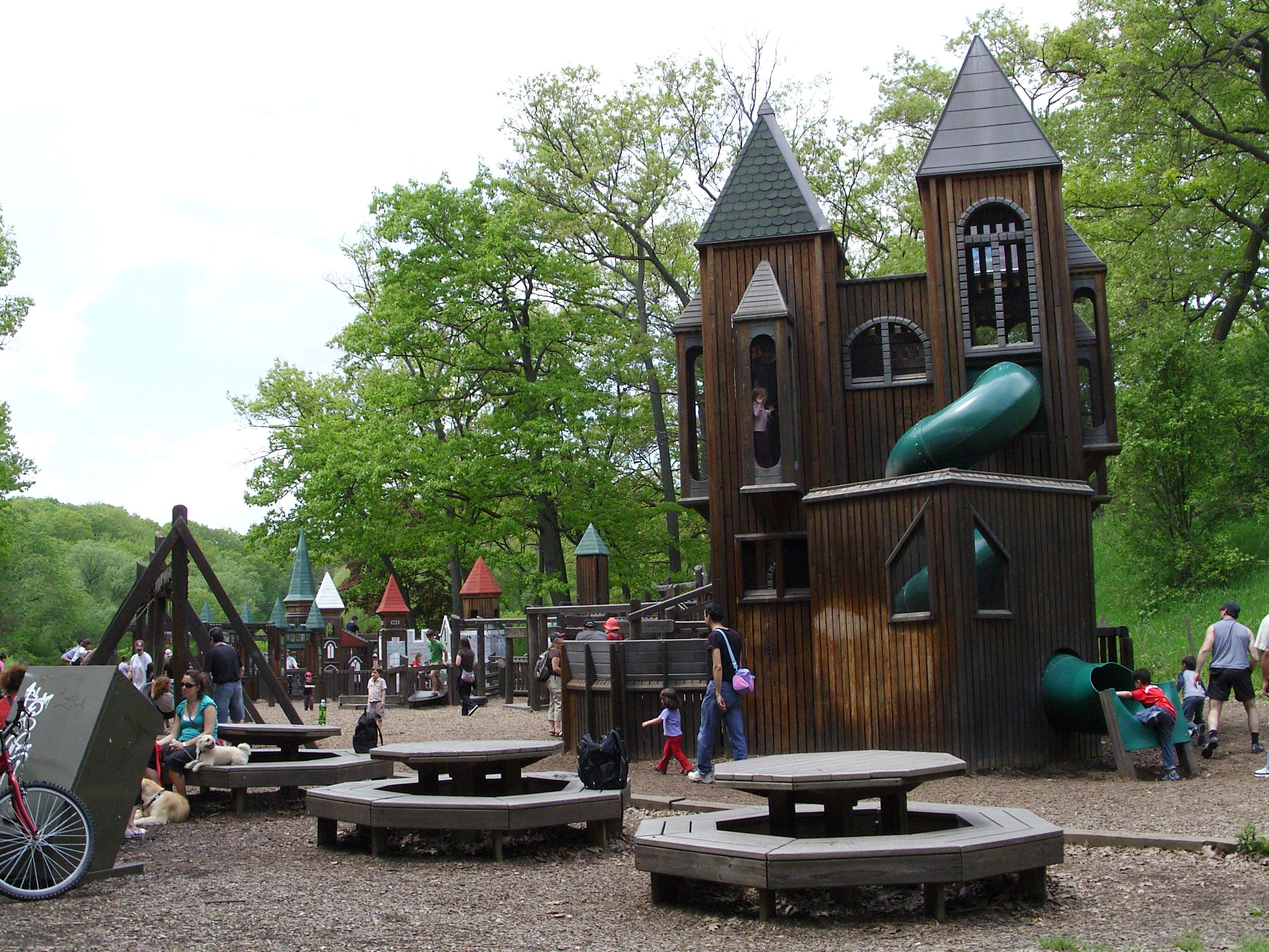 This Is A Pretty Amazing Playground In Toronto High Park