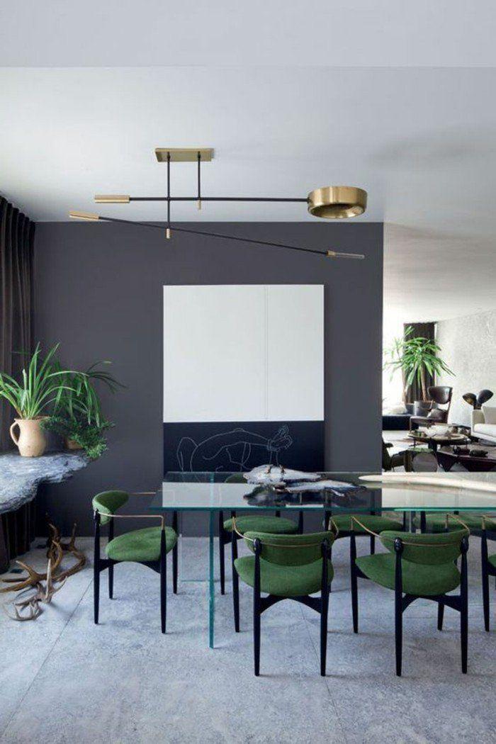 56 Idees Comment Decorer Son Appartement Voyez Les Propositions Des Specialistes Salle A Manger Grise