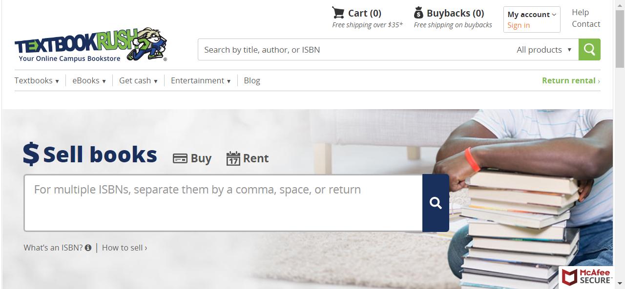 Sell Textbooks Online Sell Textbooks Back For Cash