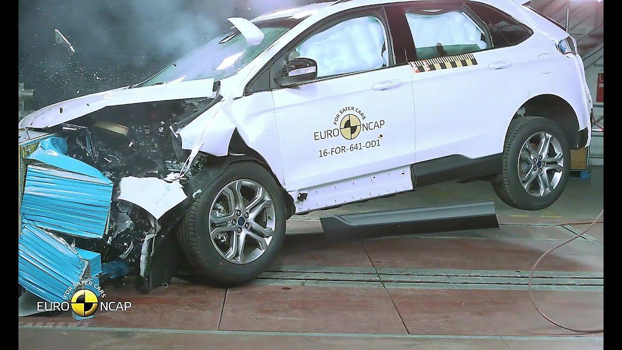 2017 ford edge crash test ford edge ford ford news