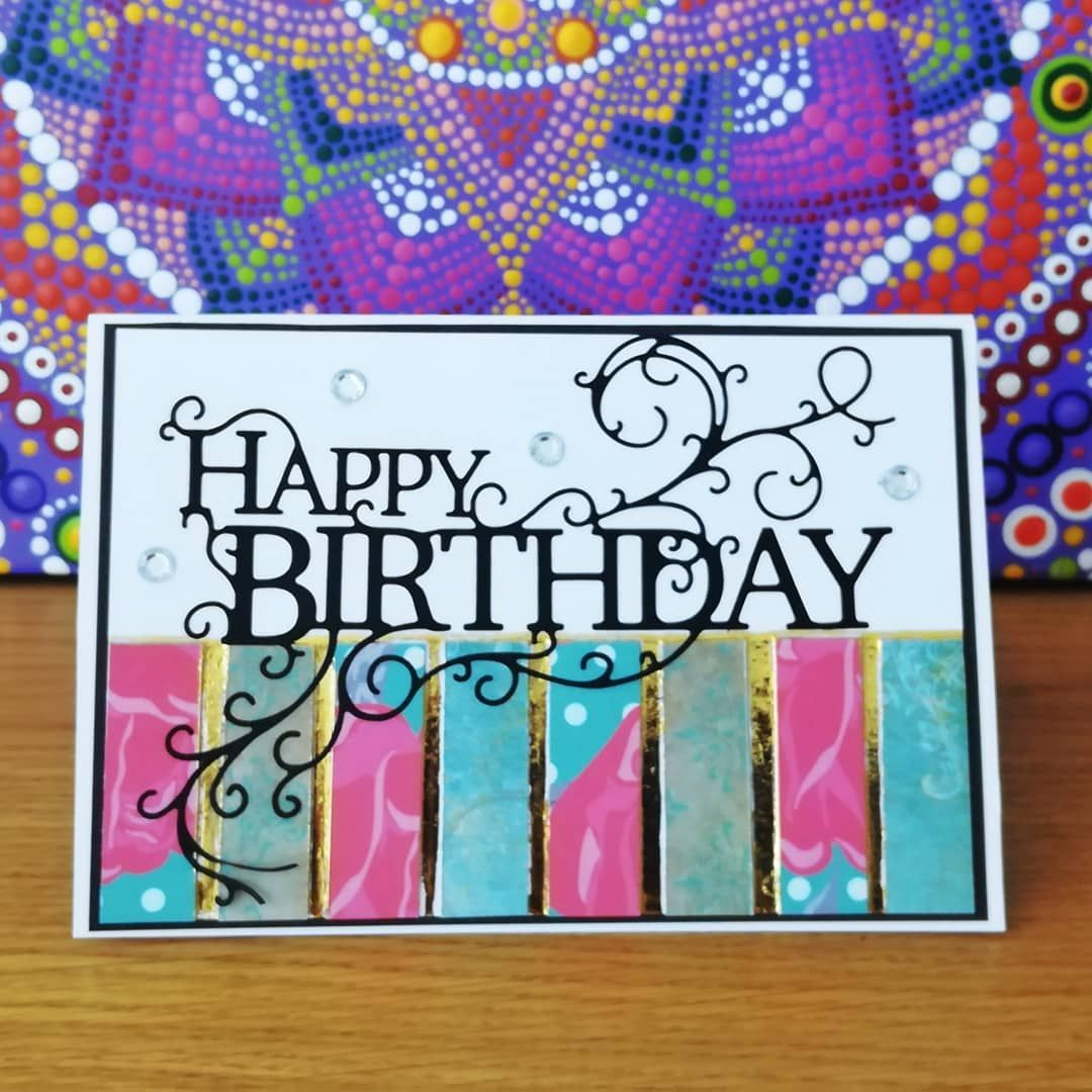 Birthday Card Want To Purchase This Card Please Visit Www Allbudgetcards Com Free Uk Standard Shipping Br Budget Card Birthday Cards Greeting Cards Handmade