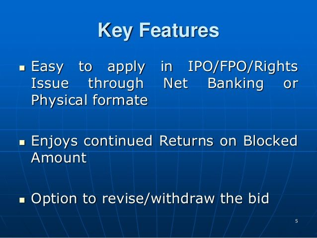 How To Apply ASBA Through Bank In Offline Mode | Apply IPO