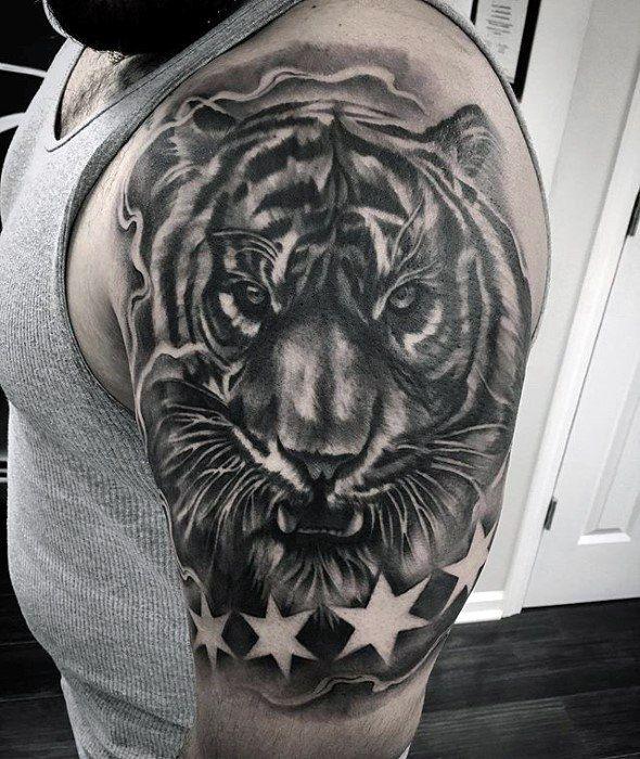 Henna Tattoo Für Jungs: 40 Einzigartige Arm Tattoos Für Männer