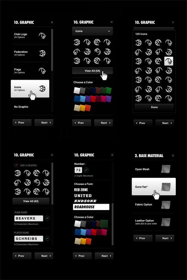 online store 1865b 066a4 NIKEiD by John White, via Behance Art Director, Creative Director, Nike Id,