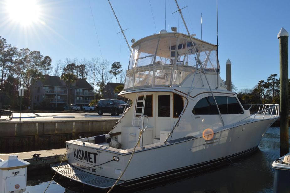 1988 Post Sportfish Motor Yacht for sale YachtWorld in
