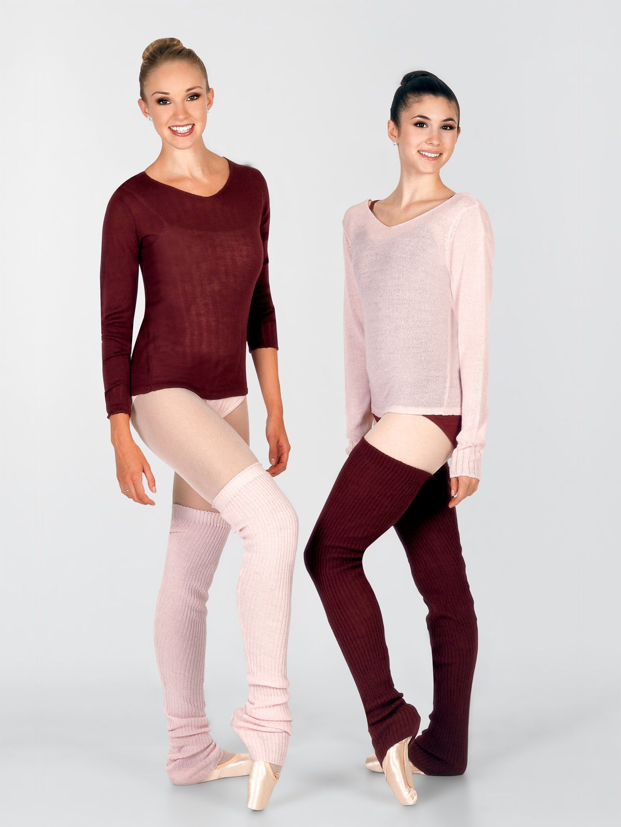 7f86101d2 these sweaters look great for warm up, LOVE the red(: | ballet in ...