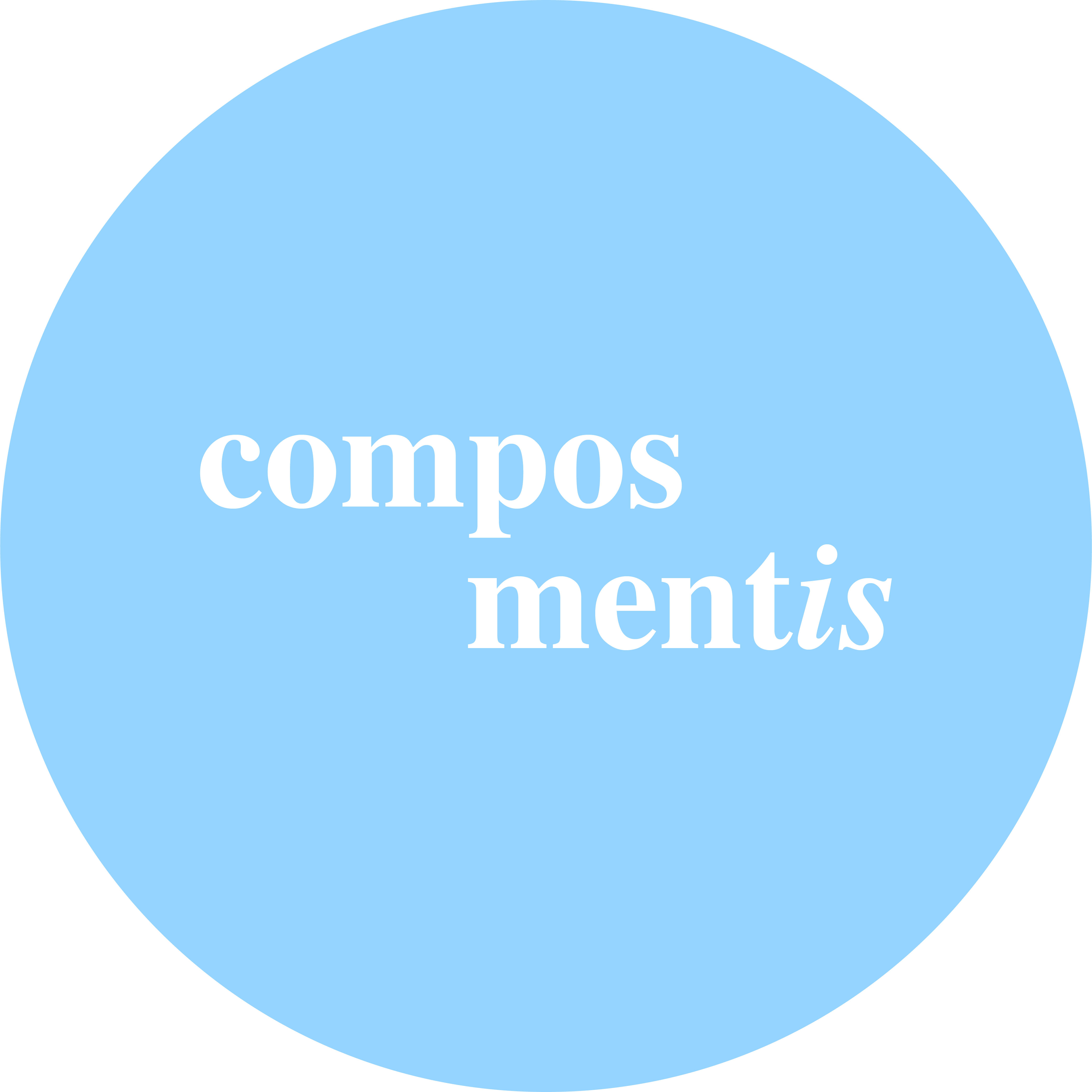 Compos Mentis podcast