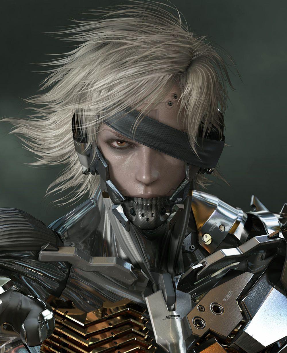 Metal Gear Games, Metal Gear Rising, Metal