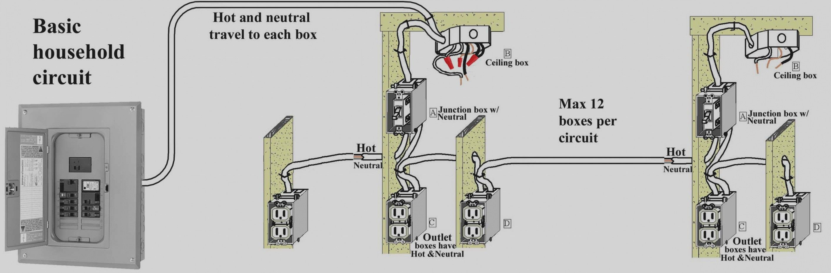 New House Wiring Circuit Diagram Diagram Wiringdiagram Diagramming Diagramm V Electrical Circuit Diagram Basic Electrical Wiring Electrical Wiring Diagram