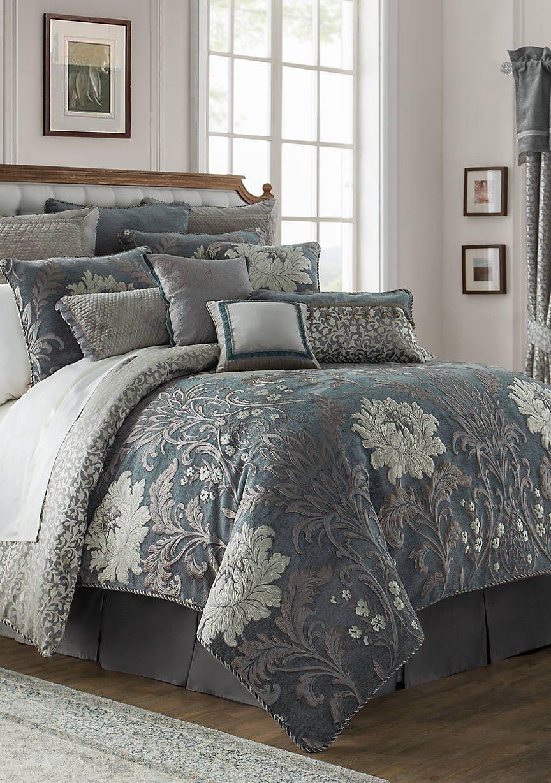 Waterford Ansonia Comforter Set Luxury Comforter Sets Comforter Sets Luxury Bedding