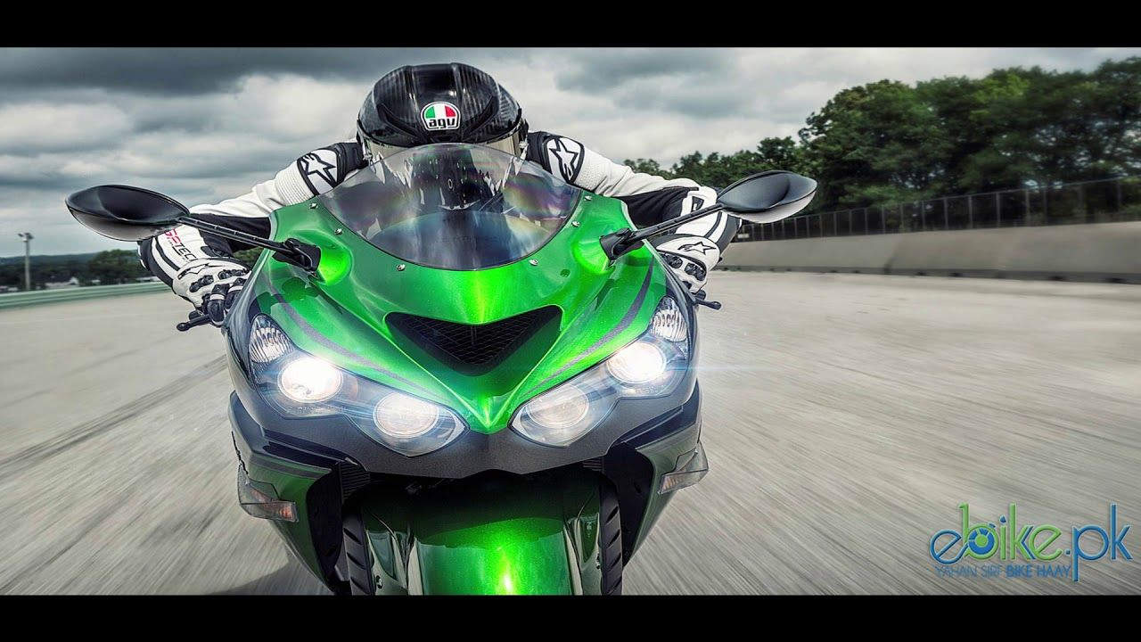 Top 10 Fastest Bikes In The World 2019 Kawasaki Ninja Kawasaki