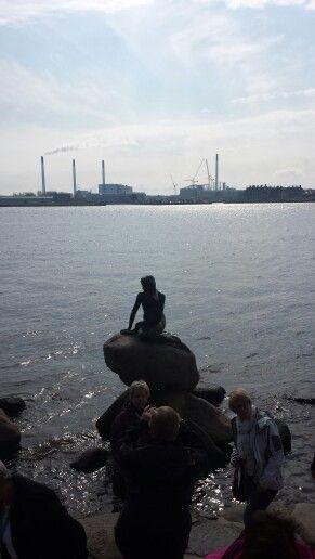 Die kleine meer jungfrau Kopenhagen