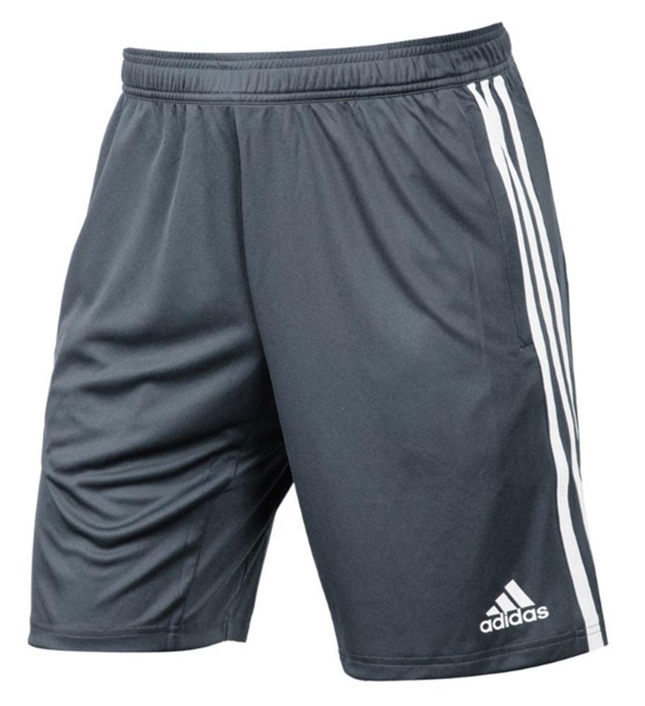 Adidas Men TIRO 19 Training Climacool Shorts Pants Gray