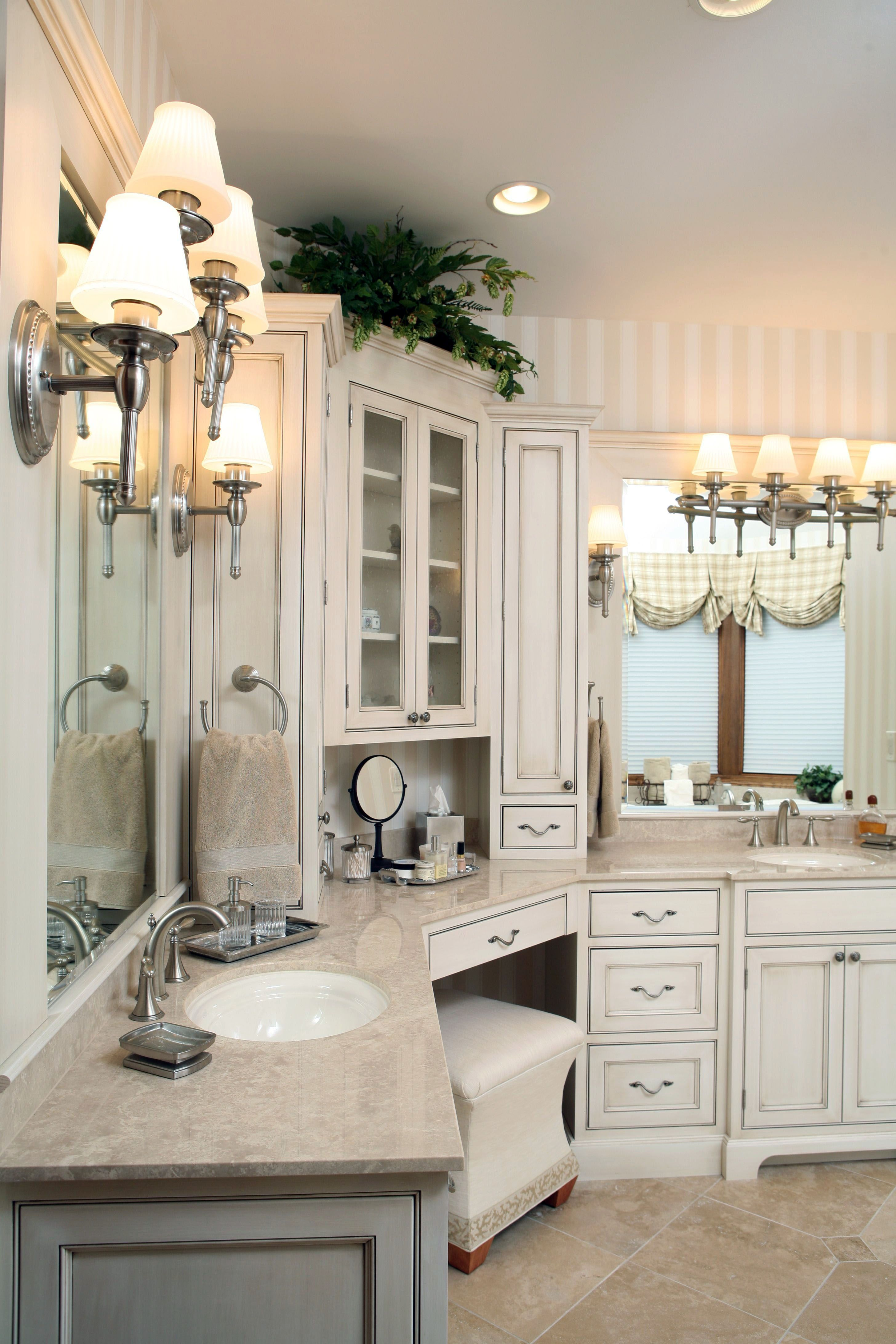 Cool Corner Led Bathroom Mirror Cabinet Only In Timesdecor Com Corner Bathroom Vanity Master Bathroom Design Corner Vanity