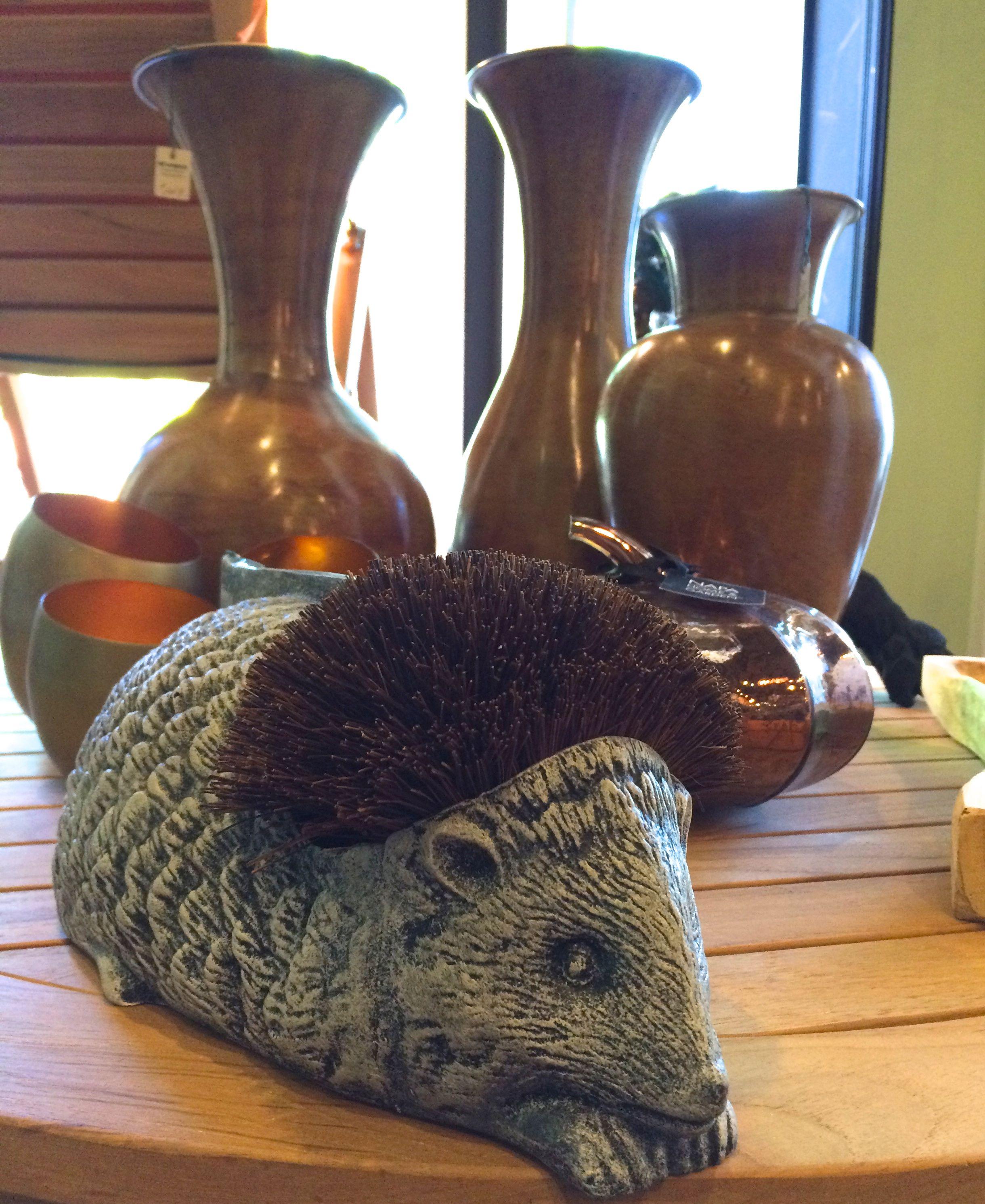Hedgehog | Home Decor | Boot Scraper