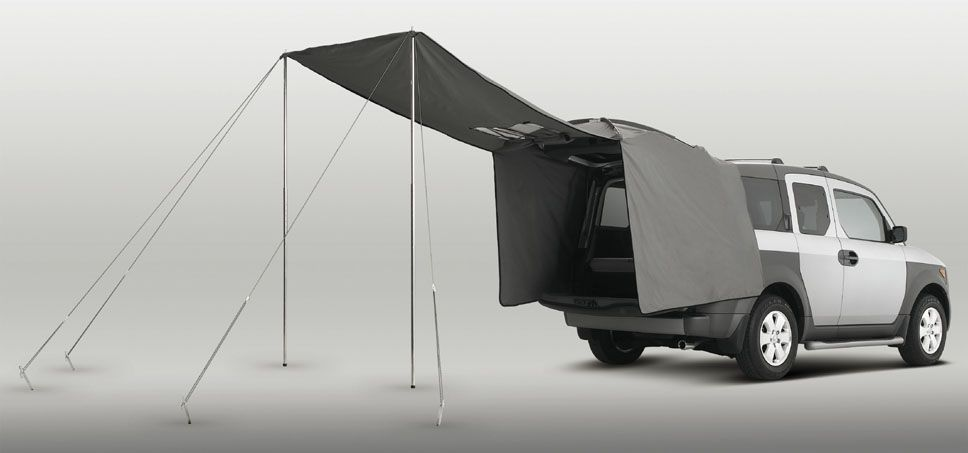 Explore Honda Element Hatchbacks and more! : honda element tailgate tent - memphite.com
