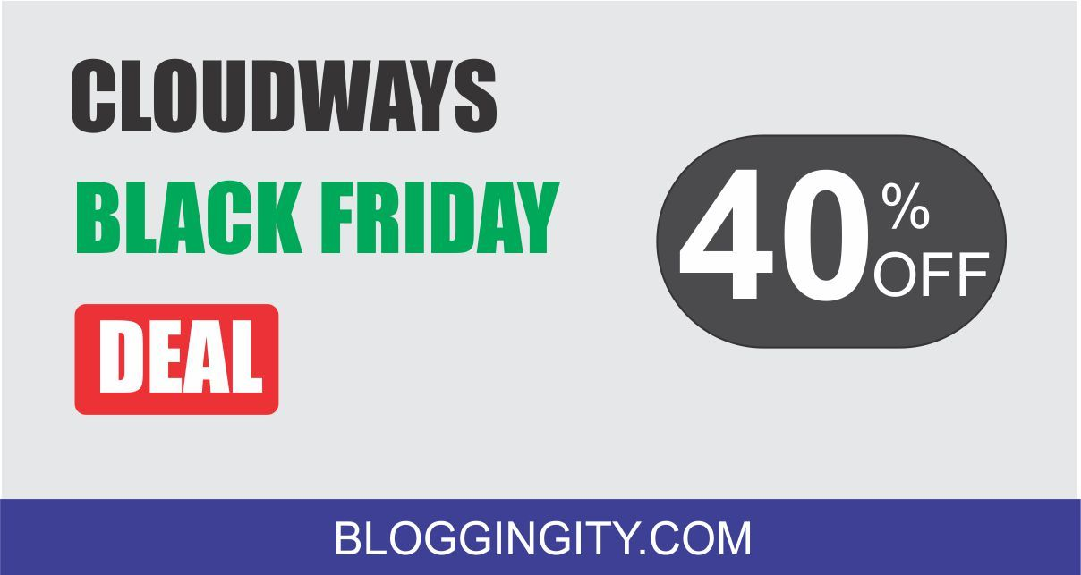Cloudways Black Friday Deal 2020 In 2020 Black Friday Discount Black Friday Cyber Monday Offers