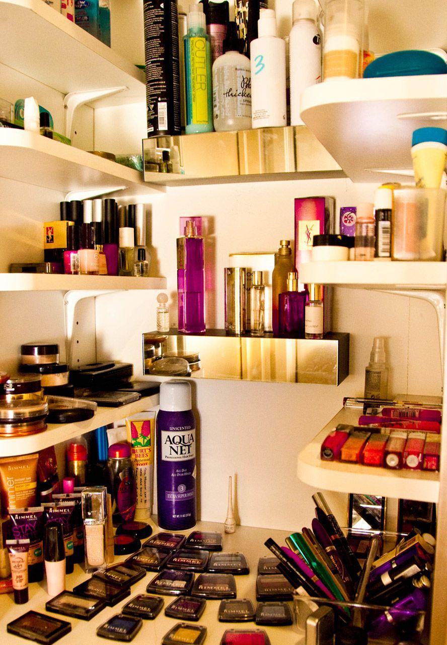 Wonderful Makeup Storage