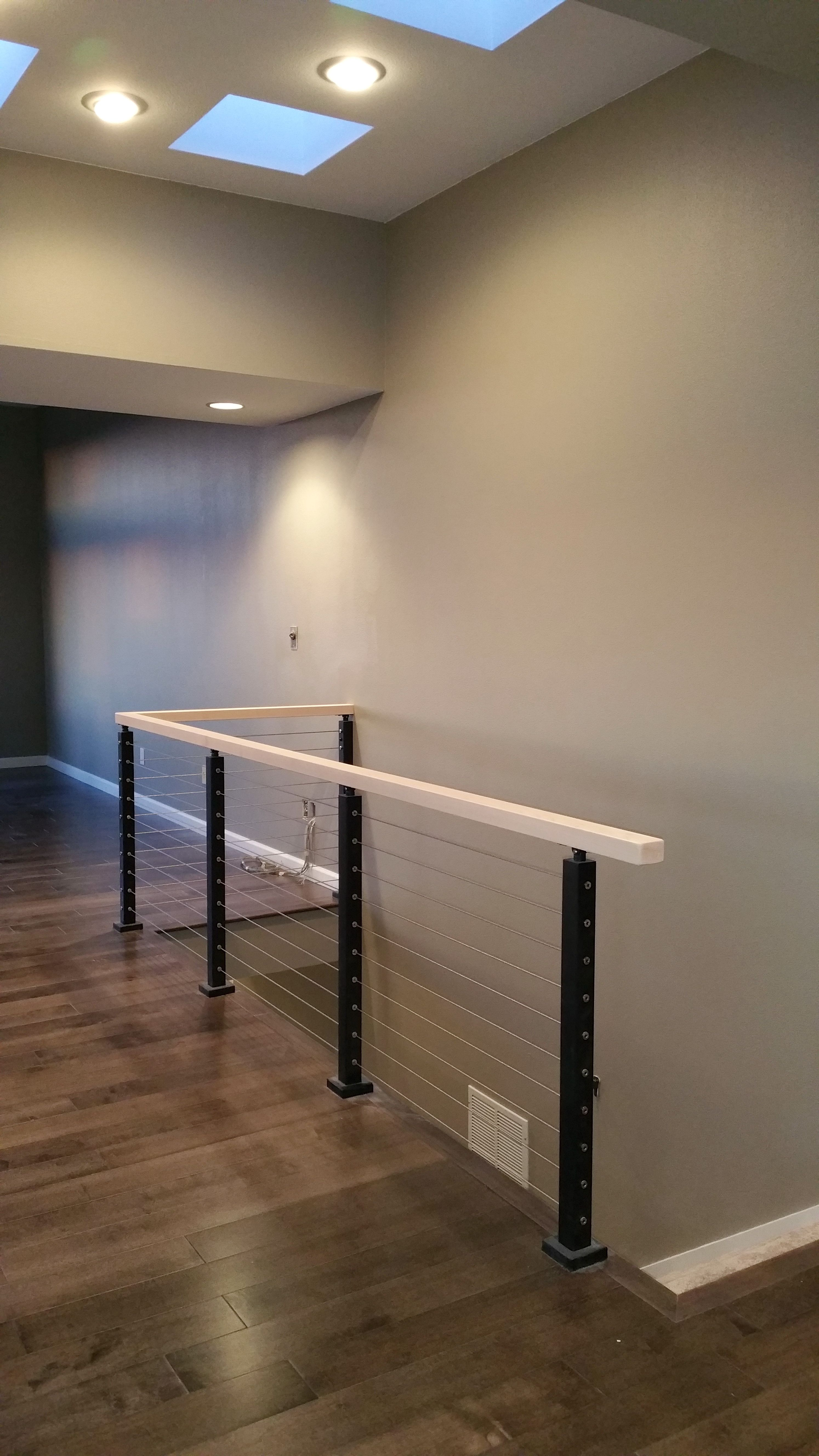 Home interior railings airsuppliesproductcategorycablerailingsystems