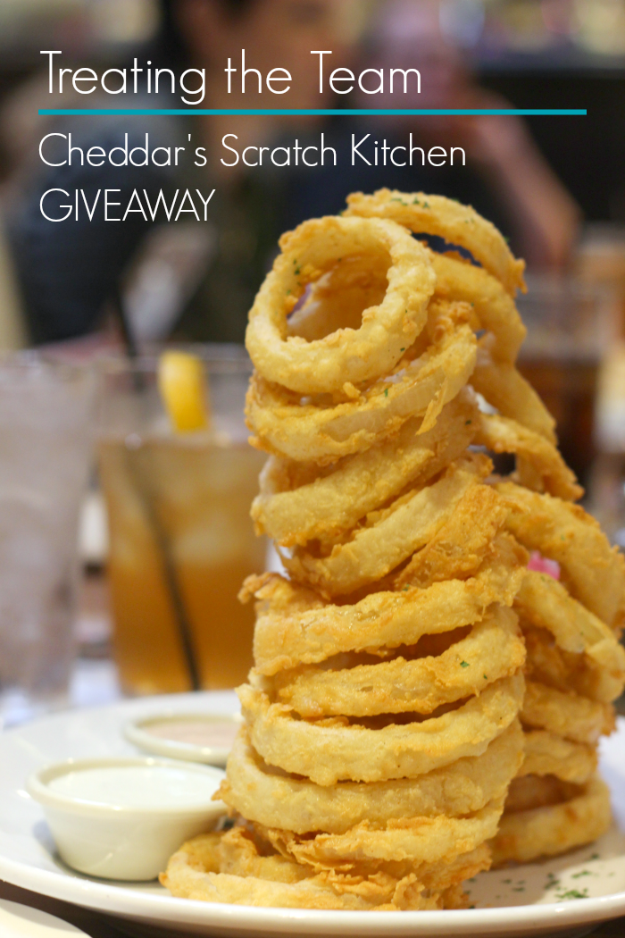enter to win a 100 cheddars scratch kitchen gift card and prize pack - Cheddar Scratch Kitchen