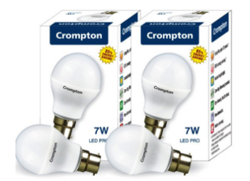6dd47e8a2 Crompton 7W Led Bulb at Lowest Price 2 Piece at Rs 149 Only from Snapdeal - Best  Online Offer