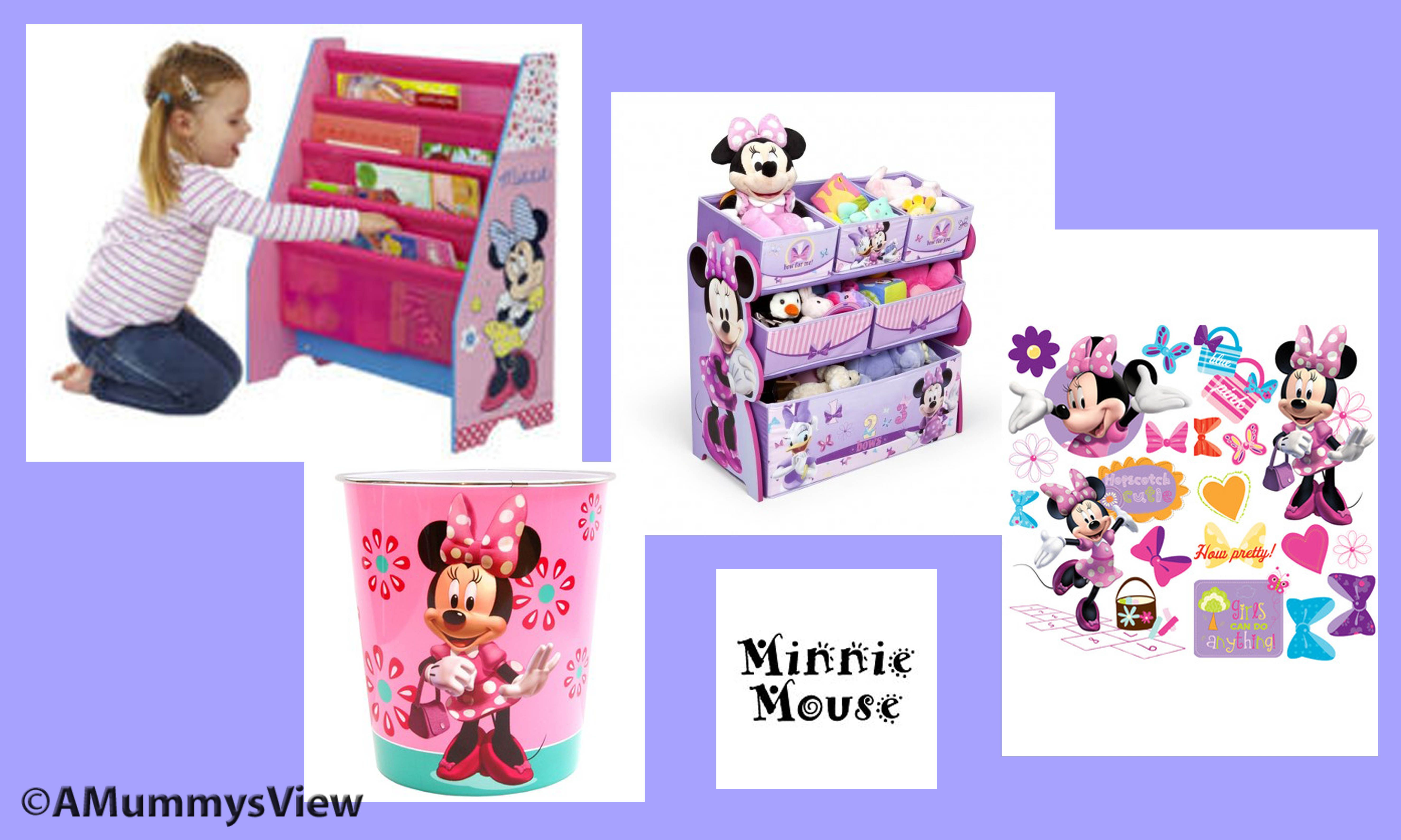 Minnie Mouse Bedroom Set Full Size Design Ideas