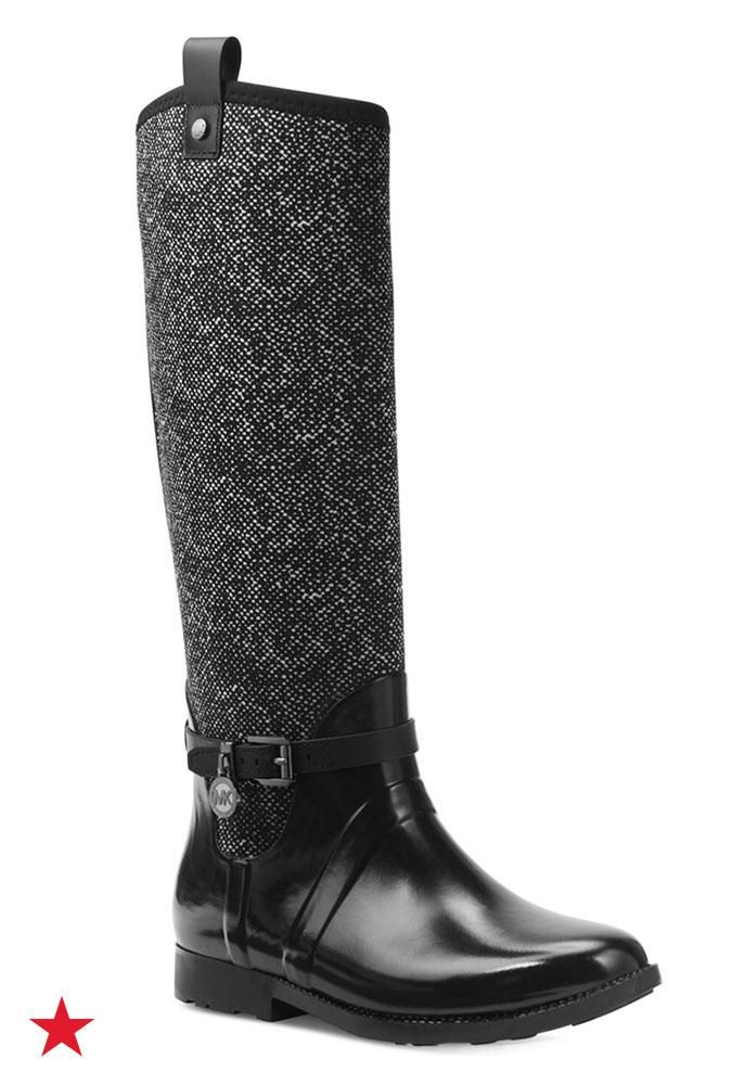 Michael Kors Charm Rain Boots \u0026 Reviews