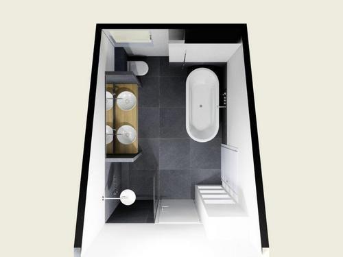 Hoe Badkamer Inrichten : Luxe badkamer bathroom