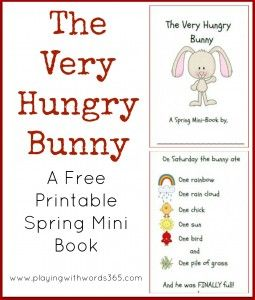 speech language activities for easter - Printable Books For Kids
