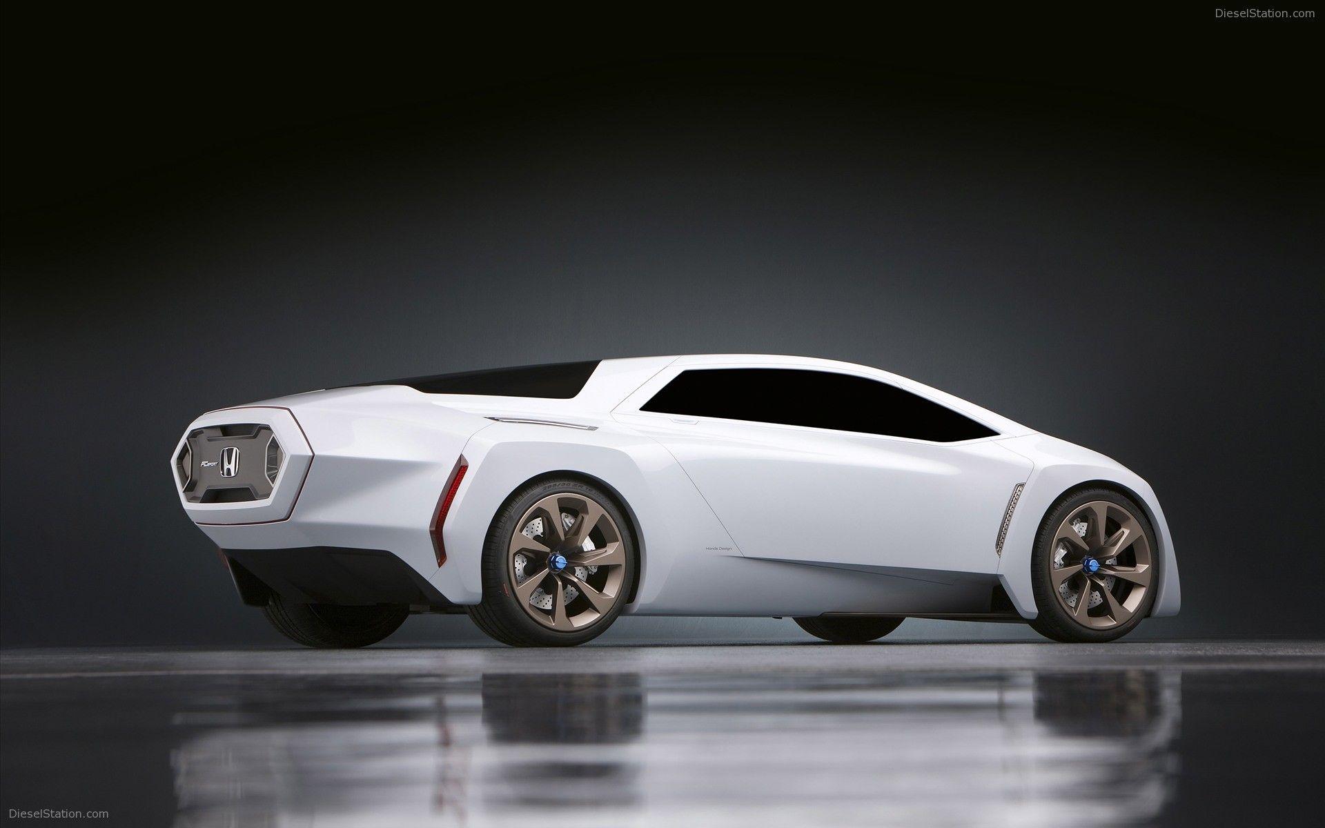Honda Fc Sport Design Study Concept Car Widescreen Exotic Wallpaper 09 Of 42