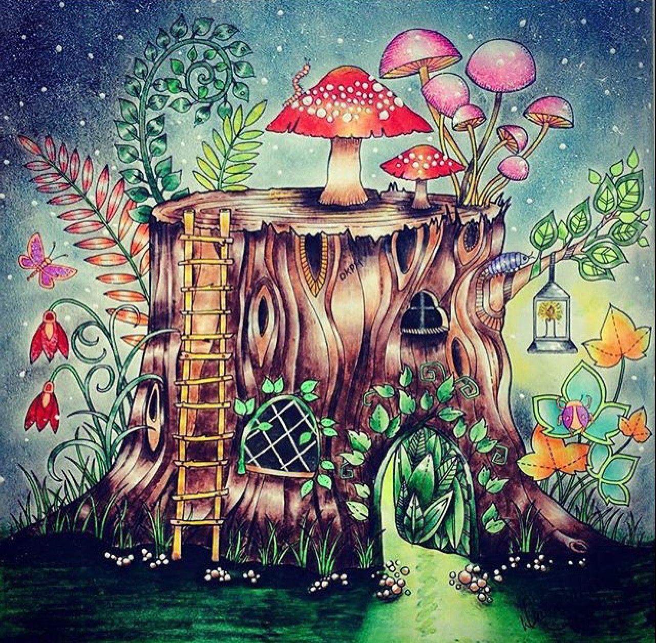 Pin By Ruth OHara On Secret Garden Enchanted Forest