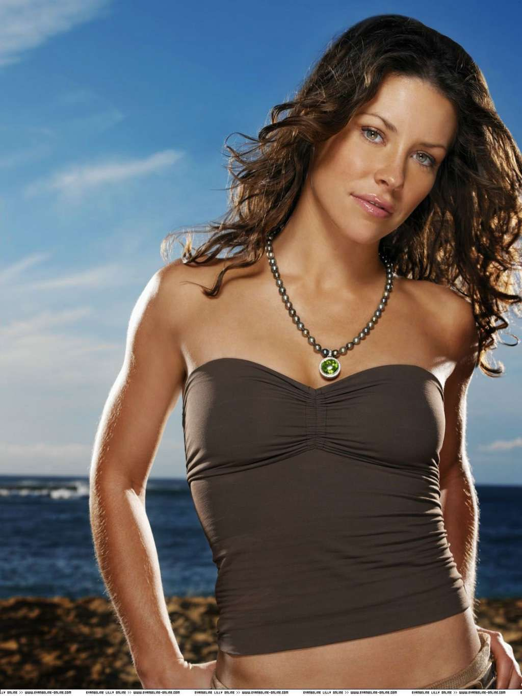 Opinion Evangeline lily nude photos remarkable, the
