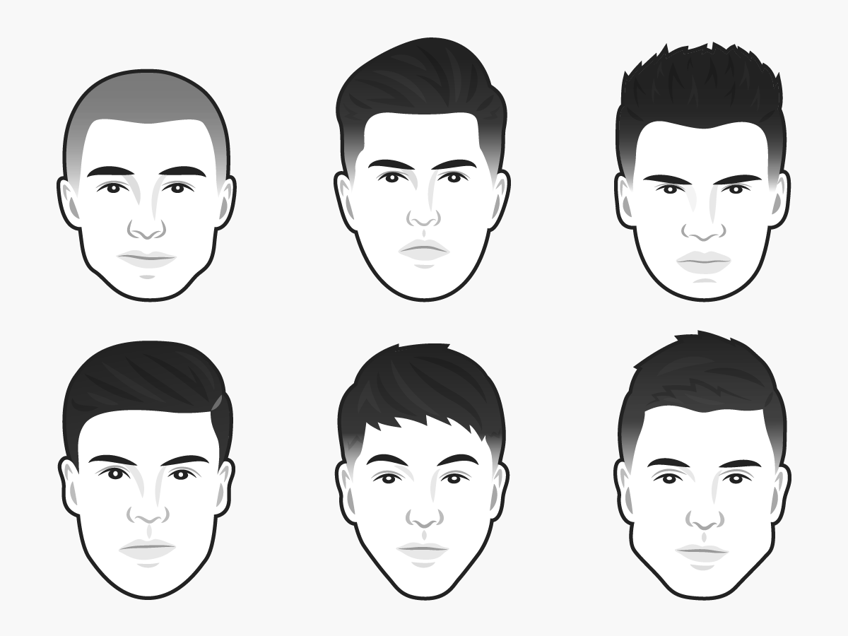 Best Haircut For Every Face Shape Business Insider Cool Mens Haircuts Which Hairstyle Suits Me Haircuts For Men