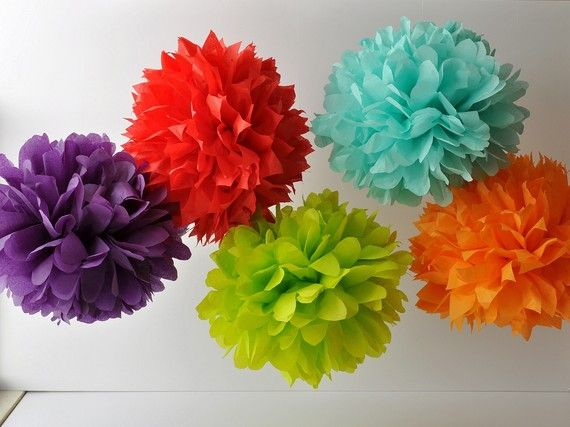 Fiesta - good colors for Fiesta poms
