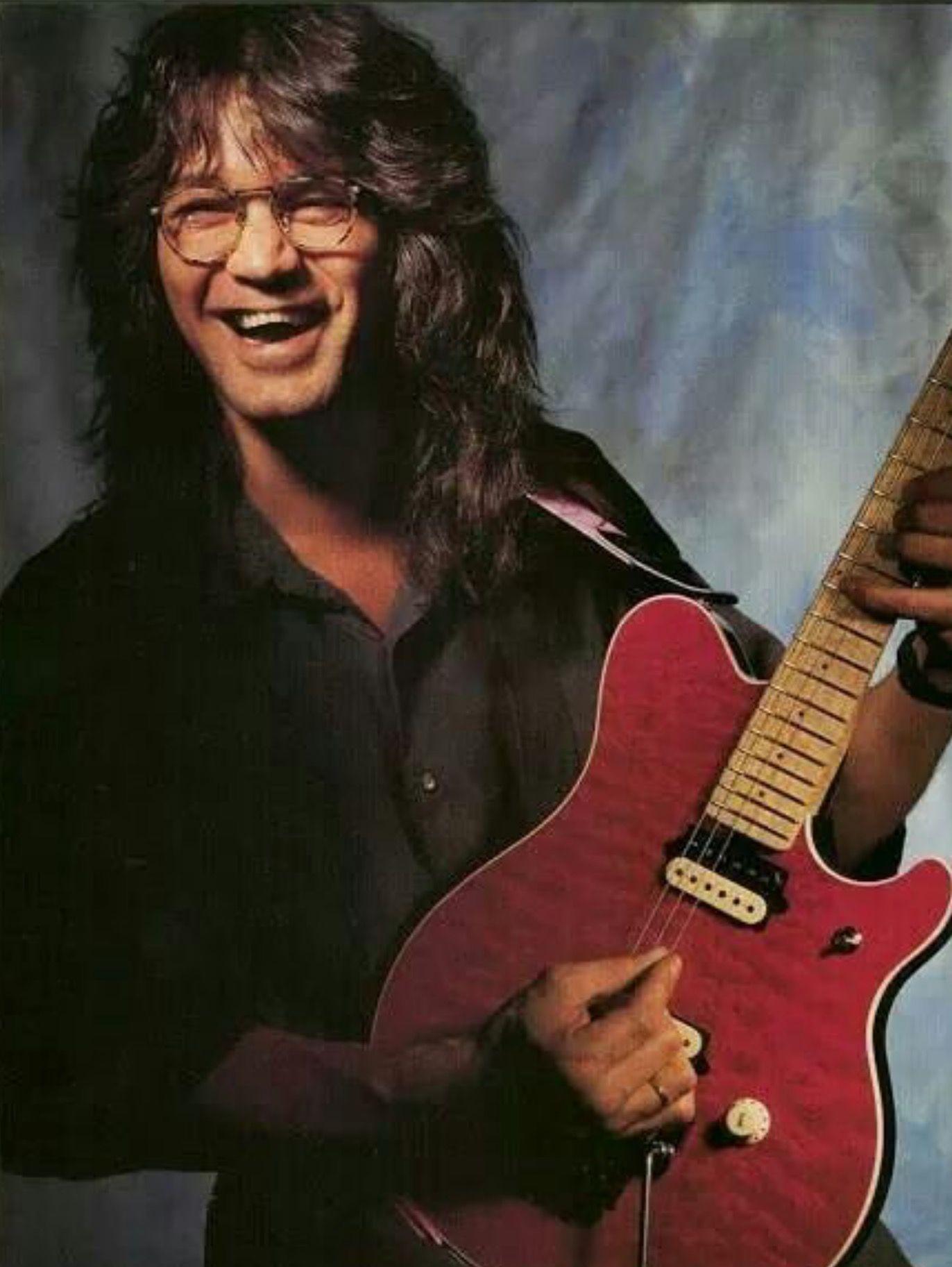 Eddie Van Halen Eddie Van Halen Van Halen Alex Van Halen