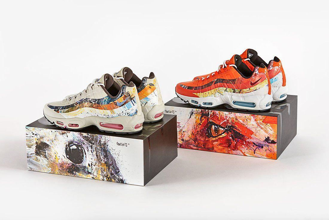 52722ec3306b6 Dave White x Nike Air Max 95 Albion Pack - Sneaker Bar Detroit