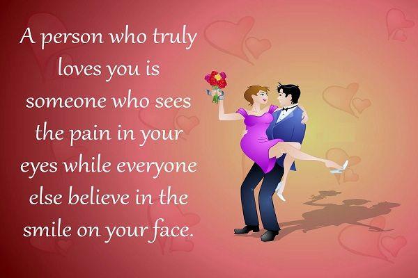 Best Valentines Day  Fb Quotes Boyfriend And Girlfriend