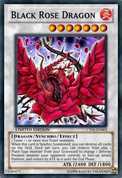 Black Rose Dragon by kienctn15
