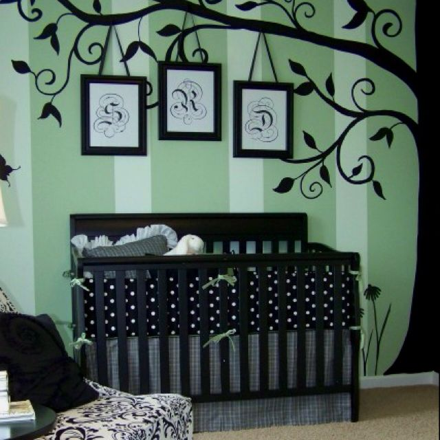 If I needed a nursery again I would love this one. #baby