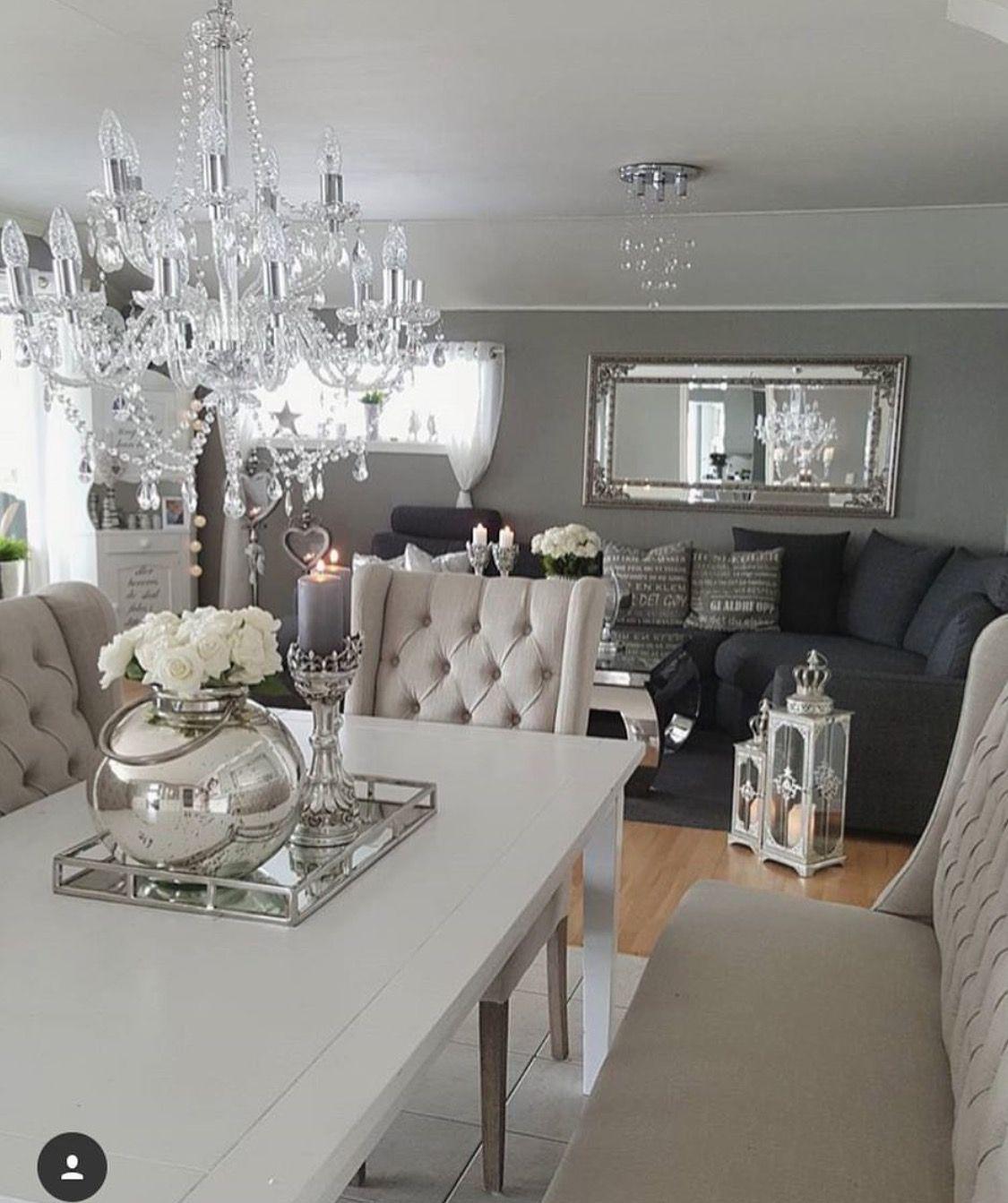 Angelica dreams chic67 la unica pinterest wohnzimmer wohnzimmer ideen y haus - Romantisches wohnzimmer ...