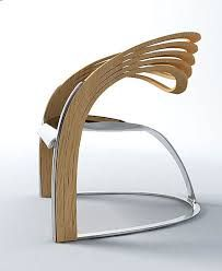 Image result for bent wood chair