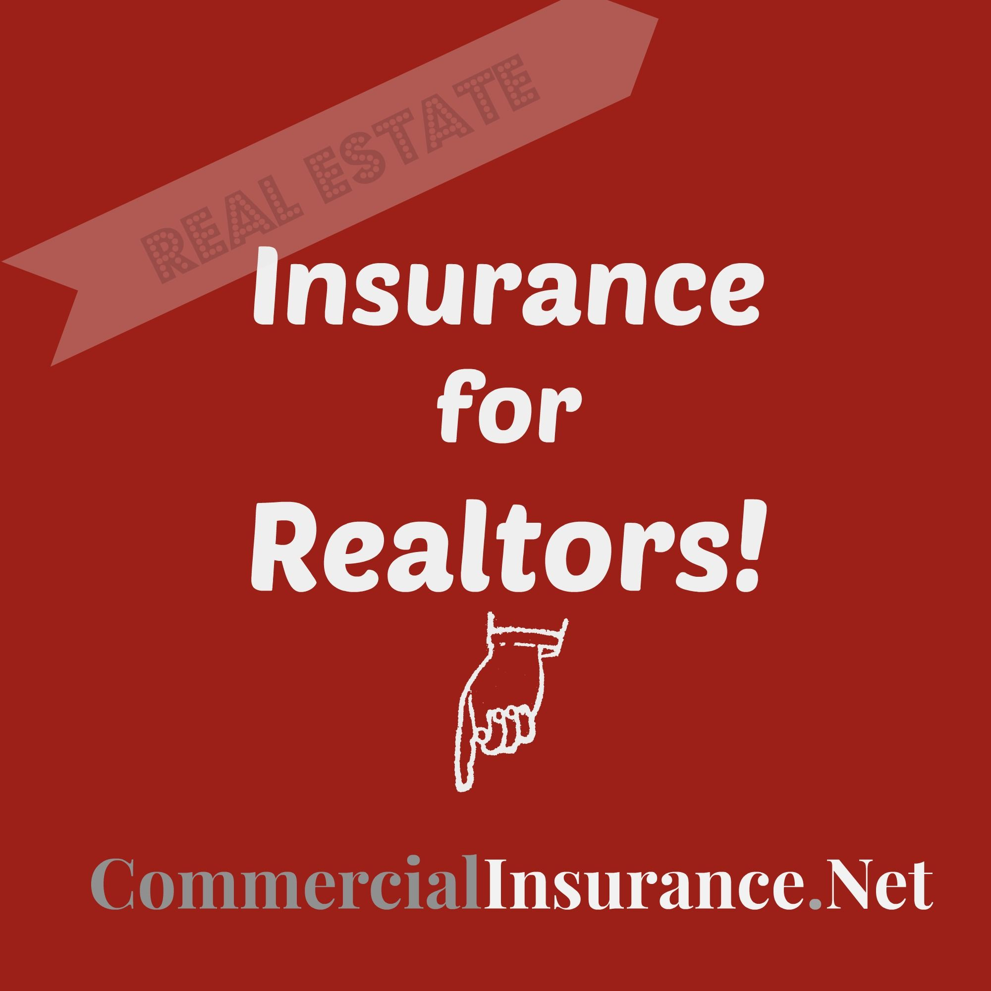 Let Us Help You Protect Your Real Estate Business Realtor