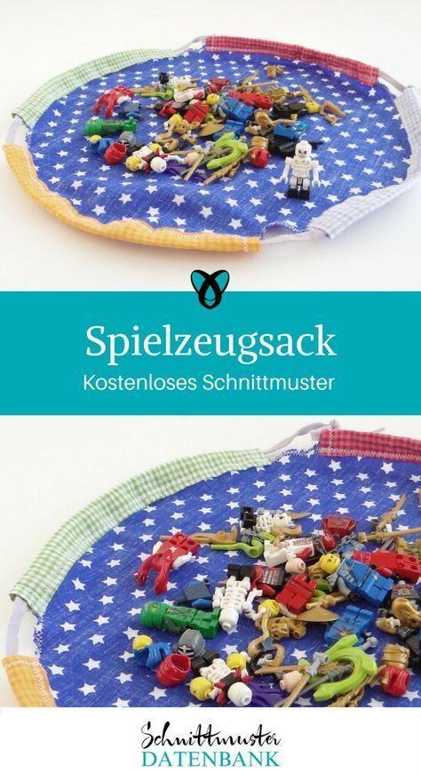 Spielzeugsack Noch keine Bewertung. #knittingpatternstoys
