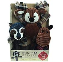 Bone Barkers Forest Friends Large Dog 3 Pk Large Dogs Dog