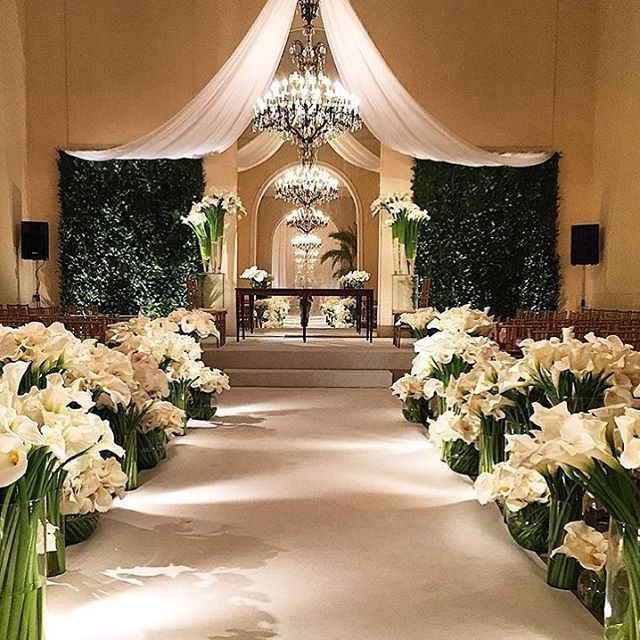 Church Wedding Decorations Ideas For Your Wedding In Italy: Image Result For Muro Ingles Altar Casamento