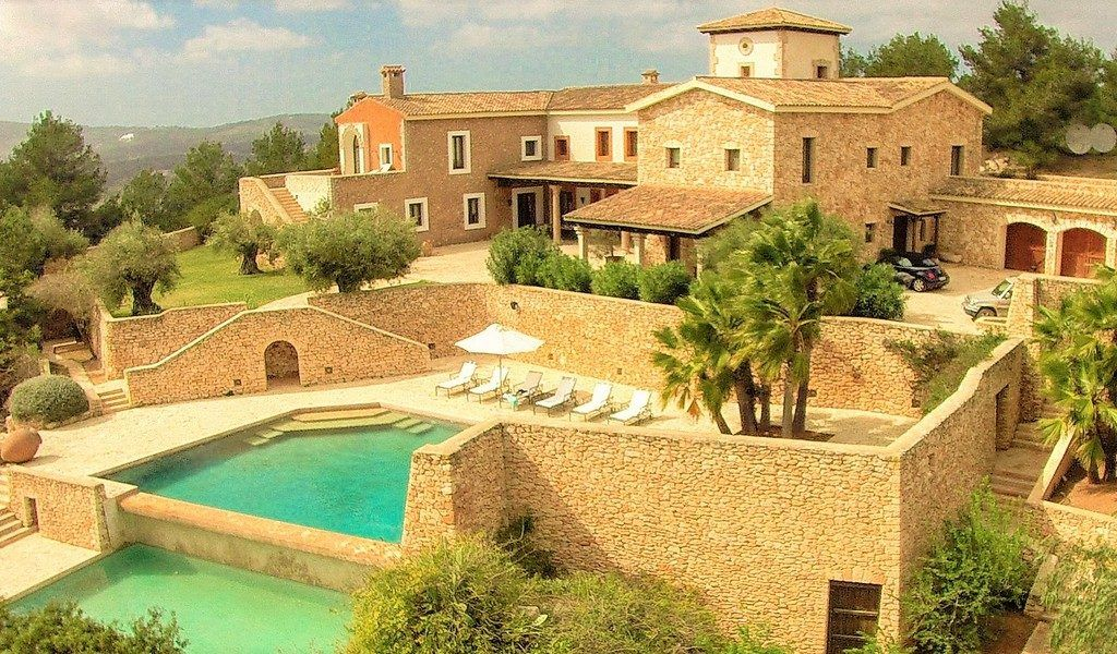 Top category luxury villa for rent in Can Furnet | Luxury ...
