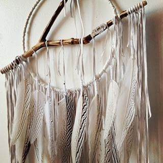 Where To Buy Dream Catchers In Nyc Feather and crystal dream catchers from HitomiCharlie of Electric 7